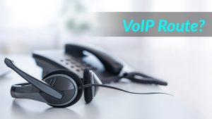 VoIP Route