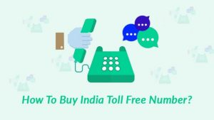Buy India toll free number