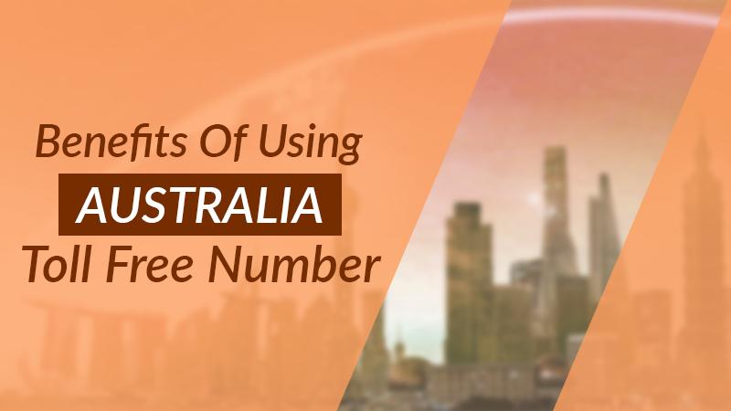Australia Toll Free Number