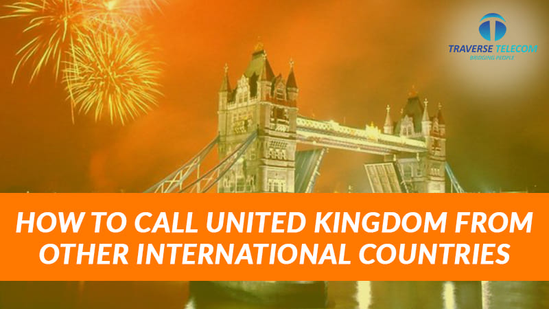 Call United Kingdom From India
